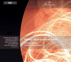 Handel: Vocal and Instrumental Chamber Music | Dodax.ch