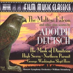 Adolph Deutsch: The Maltese Falcon and other Film scores | Dodax.at