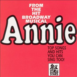 From the Hit Broadway Musical Annie | Dodax.at