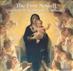 First Nowell: Carols from Westminster Cathedral | Dodax.de