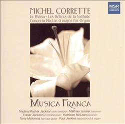 Michel Corrette: Music for Bassoon | Dodax.es