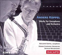 Anders Koppel: Works for Saxophone and Orchestra | Dodax.de