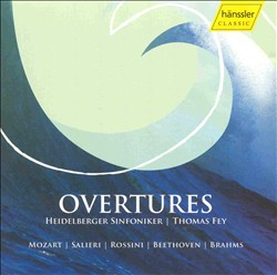 Overtures | Dodax.it