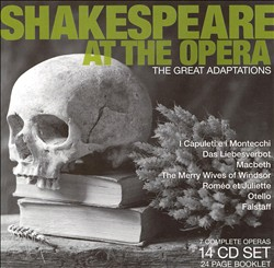 Shakespeare at the Opera: The Great Adaptations | Dodax.de
