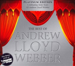 Best of Andrew Lloyd Webber: Original Soundtracks | Dodax.ca