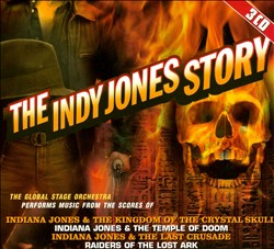 Indiana Jones 1-4 (Performs Music from t   Dodax.at