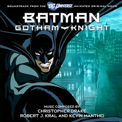 Batman Gotham Knight [Soundtrack from the DC Universe Animated Original Movie] | Dodax.at