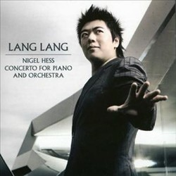 Nigel Hess: Concerto for Piano and Orchestra | Dodax.nl
