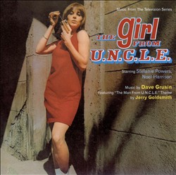 Girl from U.N.C.L.E. [Music from the Television Series] | Dodax.com
