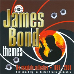 James Bond Themes: The Complete Collection, 1962-2008 | Dodax.ch