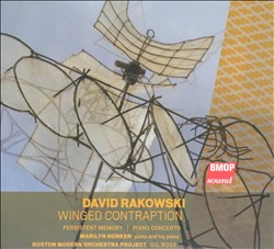 David Rakowski: Winged Contraption | Dodax.es