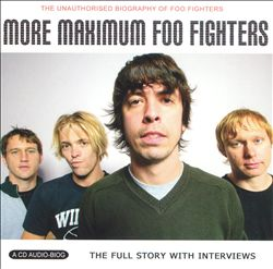 Maximum Foo Fighters Audio Book | Dodax.nl
