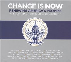 Change Is Now: Renewing America's Promise | Dodax.pl