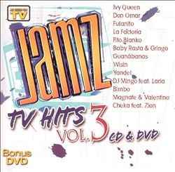 Jamz TV Hits, Vol. 3 [CD & DVD] | Dodax.ch