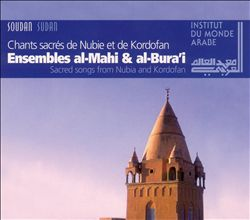 Sacred Songs from Nubia and Kordofan | Dodax.nl