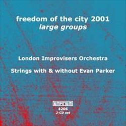 Freedom of the City 2001: Large Groups | Dodax.fr