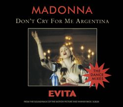 Don't Cry for Me Argentina | Dodax.es