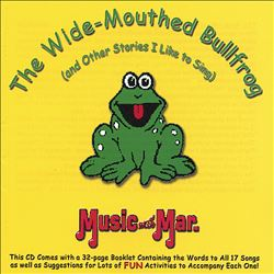Wide-Mouthed Bullfrog   Dodax.at