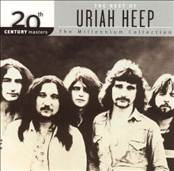 20th Century Masters - The Millennium Collection: The Best of Uriah Heep | Dodax.at