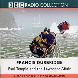 Paul Temple and the Lawrence Affair, 4 Audio-CDs | Dodax.at