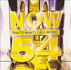 Now That's What I Call Music! 54 [UK]   Dodax.ch