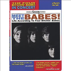 Meet the Babes!: Life According to the Four Bitchin' Babes [Video/DVD] | Dodax.ch