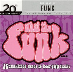 20th Century Masters: The Millennium Collection: The Best of Funk | Dodax.fr