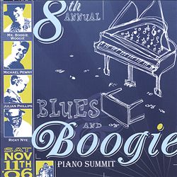 Highlights from the Eighth Annual Blues & Boogie Piano Summit | Dodax.co.uk