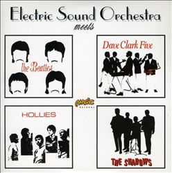 Meets the Beatles, the Hollies, Dave Clark Five & the Shadows   Dodax.at
