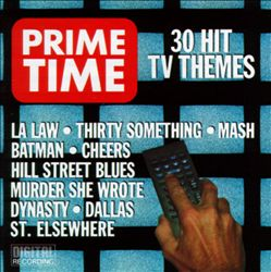 Prime Time: 30 Hit TV Themes | Dodax.it