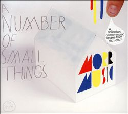 Number of Small Things: A Collection of Morr Music Singles | Dodax.pl