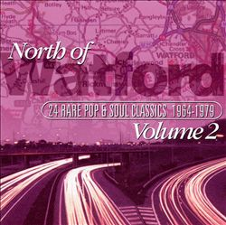 North of Watford: 24 Rare Pop & Soul Classics, Vol. 2 | Dodax.ch