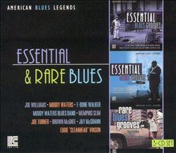Essential and Rare Blues Grooves | Dodax.com