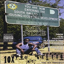 10X for My Ghetto....The 1st Project   Dodax.co.uk