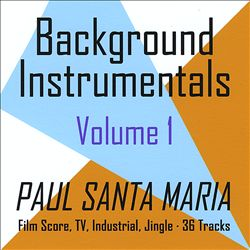 Background Instrumentals, Vol. 1 | Dodax.ch