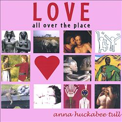Love All Over the Place | Dodax.at