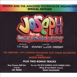 Joseph and the Amazing Technicolor Dreamcoat [Original Canadian Cast] | Dodax.ch