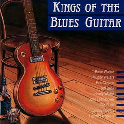 Kings of the Blues Guitar | Dodax.co.uk