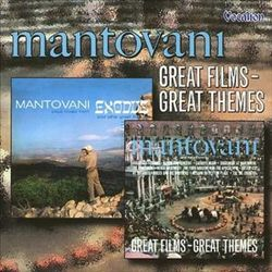 "Mantovani Plays Music from ""Exodus"" and Other Great Themes 