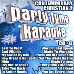 Party Tyme Karaoke: Contemporary Christian, Vol. 2 | Dodax.de