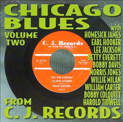 Chicago Blues From C.J. Records, Vol. 2 | Dodax.co.uk