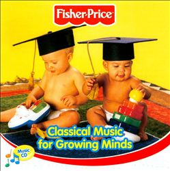 Classical Music for Growing Minds | Dodax.nl