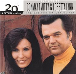 20th Century Masters - The Millennium Collection: The Best of Conway Twitty & Loretta L | Dodax.ca
