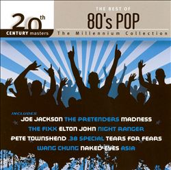 20th Century Masters - The Millennium Collection: The Best of 80's Pop | Dodax.ca