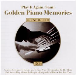 Play It Again, Sam! Golden Piano Memories | Dodax.at