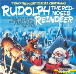 Rudolph the Red Nosed Reindeer [Laserlight] | Dodax.es
