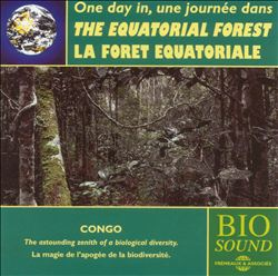 Sounds of Nature: Equatorial Forest | Dodax.co.uk