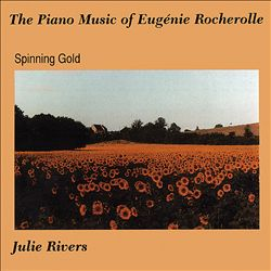 Spinning Gold: Piano Music of Eugenie Rocherolle | Dodax.com