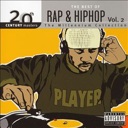 20th Century Masters: Best of Rap & Hip Hop, Vol. 2 | Dodax.fr