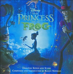 Princess and the Frog [Original Songs and Score] | Dodax.nl